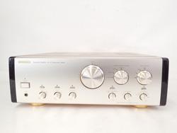 SANSUIのアンプAU-07 Anniversary Model